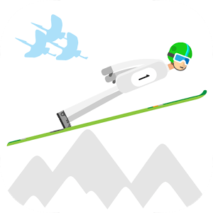 planica ski flying android igra