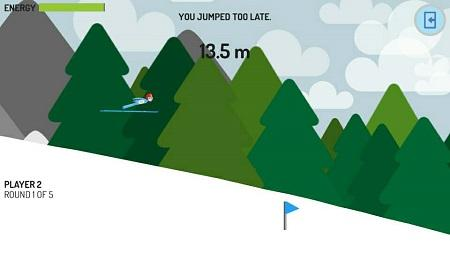 planica ski flying android igra 5